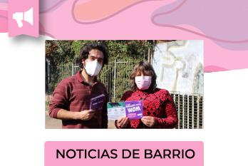 Fundación Junto al Barrio, en su objetivo por disminuir las brechas digitales, realizó la donación de 70 SIM Cards a 6 organizaciones.