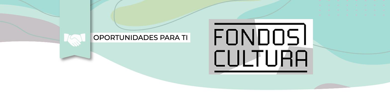 Fondos Cultura – convocatoria 2022