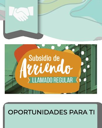 El Subsidio de Arriendo es un aporte temporal que entrega el Estado a familias que pueden realizar un pago mensual por el arriendo de una vivienda. Las familias beneficiadas reciben […]
