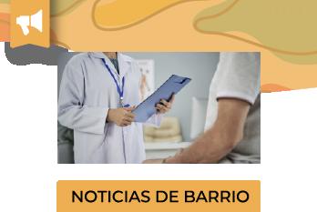 Médico en tu Barrio, es un modelo de salud familiar cercano y oportuno, creado por el alcalde Rodolfo Carter a través del Área de Salud de la Corporación Municipal.