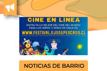 Más de 200 películas, cortometrajes y creaciones de jóvenes cineastas estarán disponibles entre el hasta 5 de septiembre en el Festival Internacional de Cine.