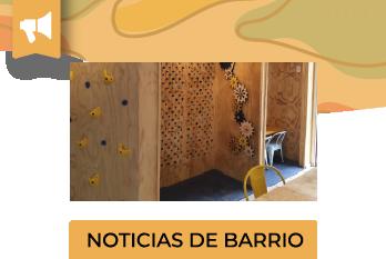 Este proyecto, que cuenta con el apoyo de DirecTV, con el objetivo de crear más espacios de juego y estudio para niños y niñas de barrios con requerimientos sociales y comunitarios.