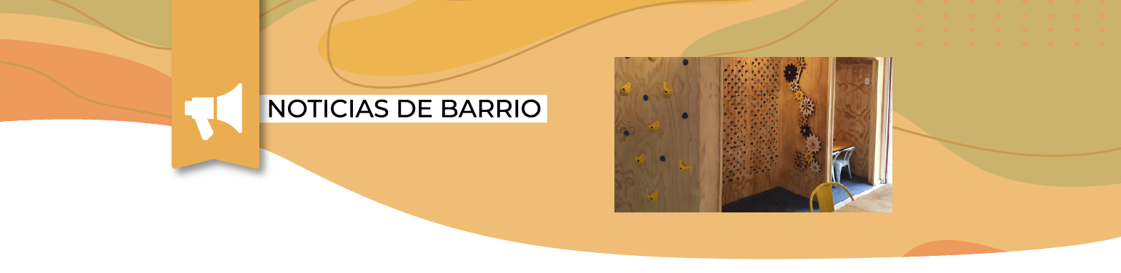 Ludoteca Los Cerros, un espacio de juego y estudio