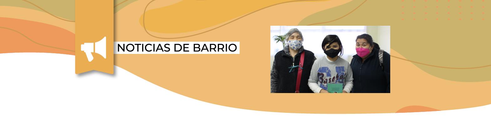 Junto al Barrio entrega 245 chip a vecinos/as de Villa Nuevo Amanecer