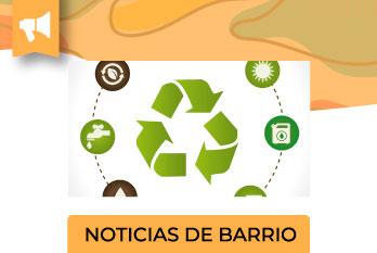 Programa que tiene por objetivo incentivar el reciclaje entre los vecinos y vecinas, además de aportar al cuidado del medioambiente y combatir el cambio climático.